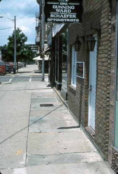 Sidewalk Basements (IHS Built Environment Typology